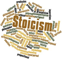 Word cloud for Stoicism