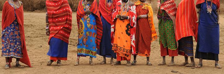 Masai donne