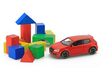 spielsteine mit auto