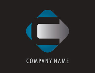 C business logo