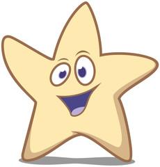 Magic Star waving hello