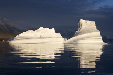 Icebergs - Scoresbysund - Greenland