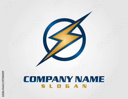 Electrical Company Logo Stock Image And Royalty Free Vector Files