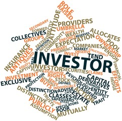 Word cloud for Investor