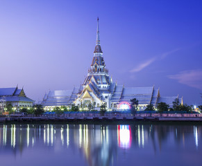 Sothon temple Thailand