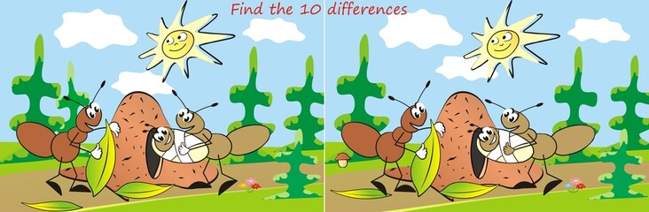 ant-10 differences