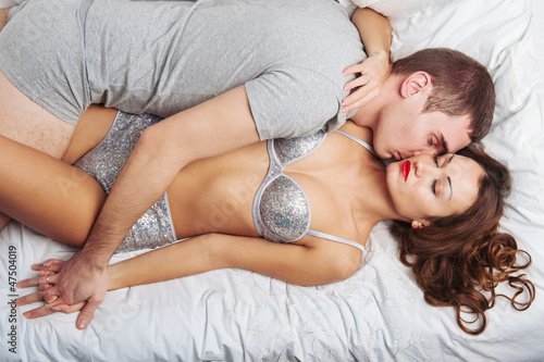 Sexy couple bedroom pics