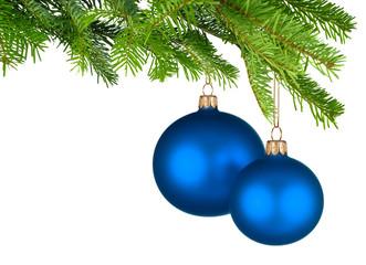 Bilder und videos suchen weihnachtsartikel - Blaue christbaumkugeln ...