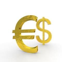 euro, dollar, währung