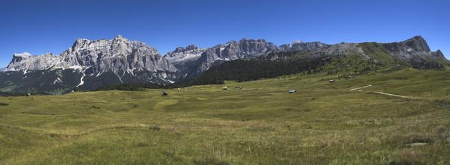 view of mountain, Alta Badia - Dolomites