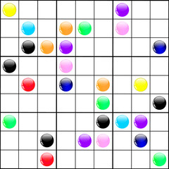 Sudoku couleurs