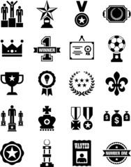 Prizes & Awards icons