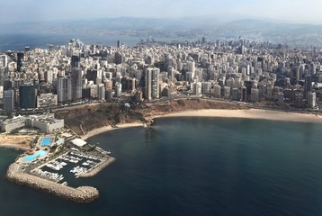 Beirut on the Mediterranean