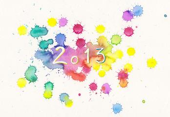 Silvester und Neujahr 2013