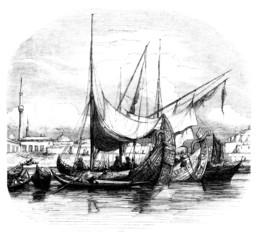 Oriental Ships
