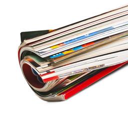 roll of magazine