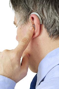Prothèse auditive - Mise en place