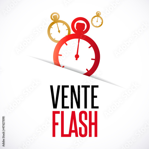 Vente flash fichier vectoriel libre de droits sur la banque d 39 - Marmara ventes flash ...