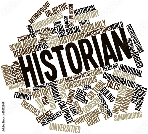word cloud for historian stock photo and royalty free images on