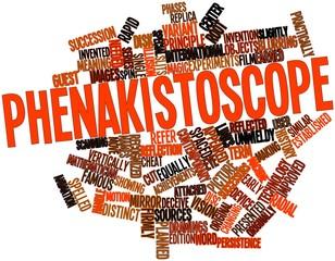 Word cloud for Phenakistoscope