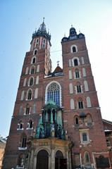 Kraków- Kościół Mariacki