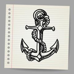 Anchor sketch