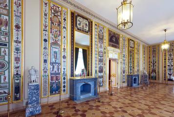Interior of Stroganov Palace