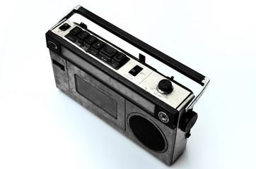 Cassette player, Retro object