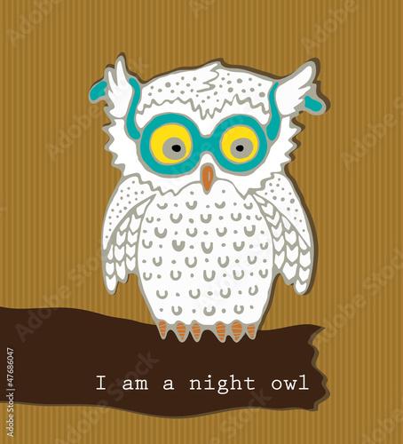 I am a night owl