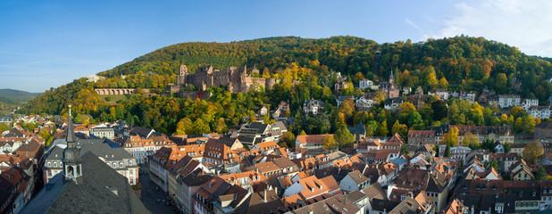 Fotomurales - Heidelberger Altstadt
