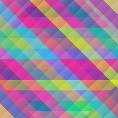 Multicolored stripes abstract background