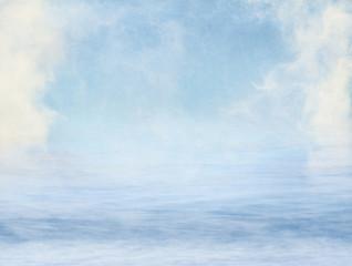 Fog and Sea