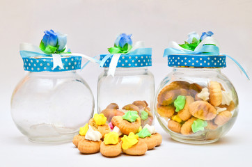 Cookies and jars