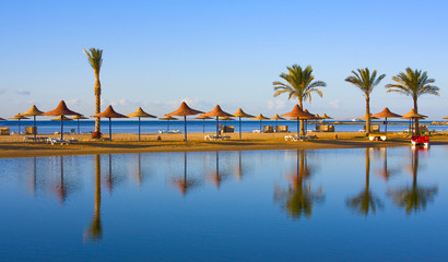 Papiers peints Egypte Beach in Egypt