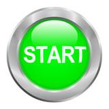 bouton rouge stop avec contour m tallique photo libre de droits sur la banque d 39 images fotolia. Black Bedroom Furniture Sets. Home Design Ideas