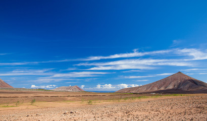 Inland Fuerteventura