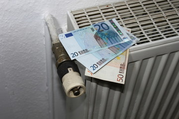 Heizkosten Heizung Geld