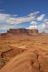 Wall Mural - Arizona Desert Landscape