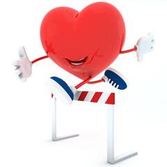 Heart training