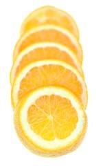 Tuinposter Plakjes fruit Orange Slices