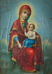 Orthodox Icon of the Mother of God