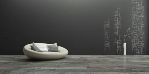 Innenraum, Interior, Modern,
