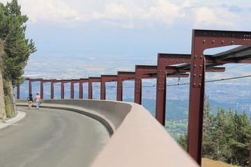 Route du Puy de Dôme