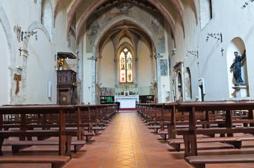 Church of St. Francesco. San Gemini. Umbria. Italy.