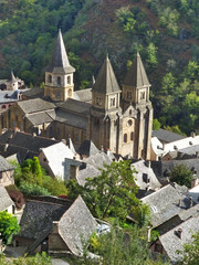 Abbatiale Sainte Foy, Conques
