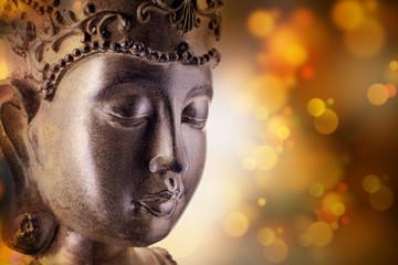 Wall Mural - Bouddhisme et bien-être