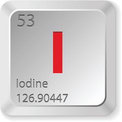 iodine element