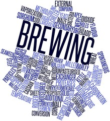 Word cloud for Brewing