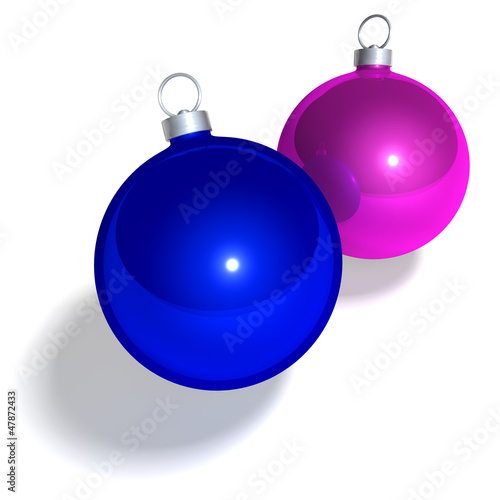 Weihnachtskugeln Blau.Weihnachtskugeln Blau Lila Stock Photo And Royalty Free Images On