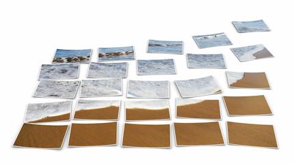 Foto Konzept - Die Welle am Strand 2